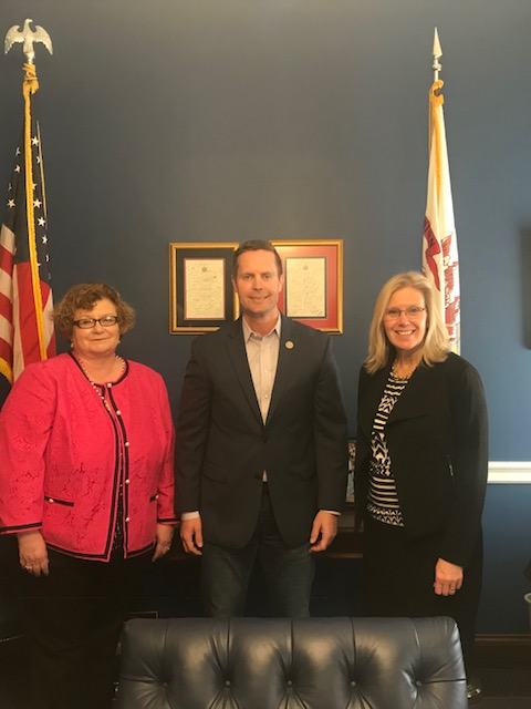2018 Capitol Hill Day April 19, 2018